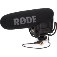 Rode VideoMic Pro with Rycote Sys..