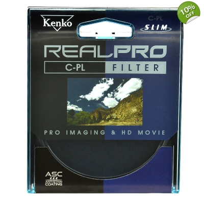 Kenko 77mm CPL Real Pro Filter