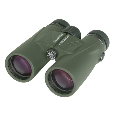 Meade Instruments 125025 Wilderness Binoculars - 10x42 Green