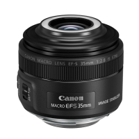 Canon EFS 35mm F2.8 Macro IS STM
