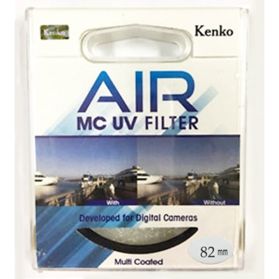 Kenko 82mm UV AIR MC Glass Filter