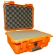 Pelican 1400 Protector Case Orange