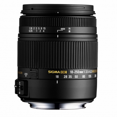 Sigma 18-250mm f3.5-6.3 DC Macro HSM for Sony Pre-Order