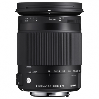 Sigma 18-300mm F3.5-6.3 DC Macro OS HSM for Sony Pre-Order