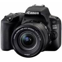 CANON EOS 200D + EF-S 18-55 F4-5...