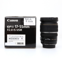 Canon EFS 17-55mm F2.8 IS USM Ref..