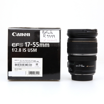 Canon EFS 17-55mm F2.8 IS USM Refurbished