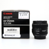 Canon EF35mm F2 IS USM Second Hand