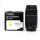 Canon EF 75-300mm f4-5.6 III Second-Hand