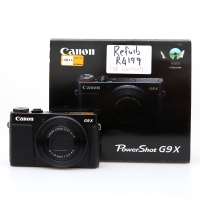 Canon PowerShot G9 X Second-Hand