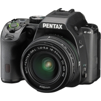 Pentax K-S2 DSLR Camera with 18-5..
