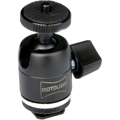 Rotolight 360-Degree Pro Ball Swivel To 1/4-20 Adapter