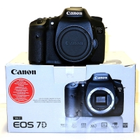 Canon EOS 7D Body Only Second Hand