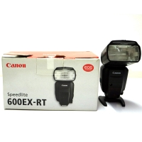 Canon Speedlite 600 EX-RT Second ..