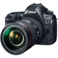 Canon EOS 5D Mark IV + 24-105mm f..