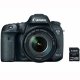 Canon EOS 7D Mark II + 18-135mm f/3.5-5.6 IS USM..
