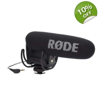 Rode Video Mic Pro+with Rycote Su..