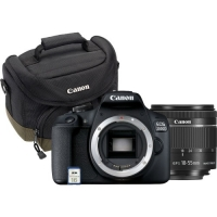 CANON EOS 2000D DSLR Camera Start..