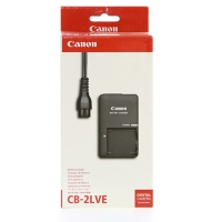 CANON CHARGER CB-2LVE FOR NB-4L