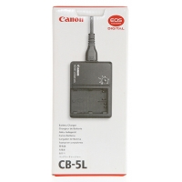 Canon Charger CB-5L For BP-511