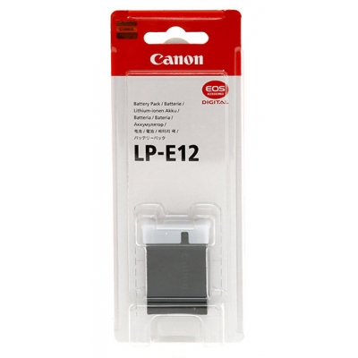 Canon Battery LP-E12