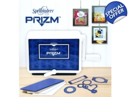 Spellbinders Prizm Die Cutting and Embossing Machine