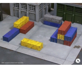 Industrial Shipping Containers 10-Pack