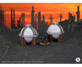 Industrial LPG Tanks 2-Pack