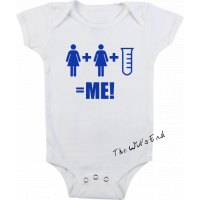 Mommy + Mommy + Test Tube = Me iv..