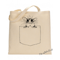 Pocket Glider tote bag