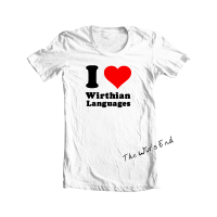 I Heart Wirthian Languages tee