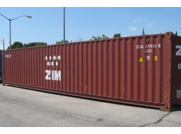 40 FOOT STANDARD CONTAINER