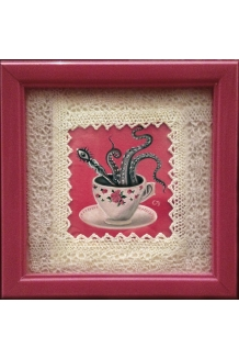 Claudia Ducalia - Nightmare Before Tea - Origina..