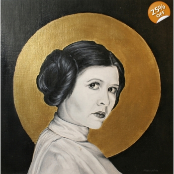 Princess Leia by M..