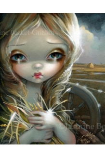 Jasmine Becket-Griffit - Straw into Gold - LE Canvas Print