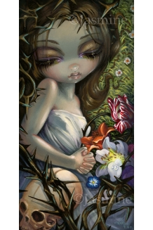 Jasmine Becket-Griffit - Sleeping in Thorns - LE..