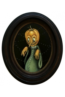 Gretchen Lewis - Pumpkinhead Jr - Original Paint..