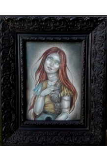 Poquis - Sally - Original Painting