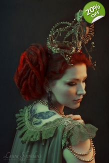 Candice Angelini - Cygnus - Sculpted Crown