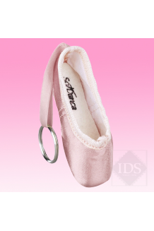 Pointe Shoe Keyring