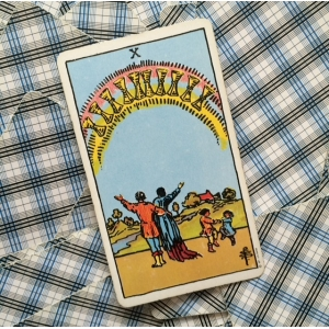 Your question Tarot Reading 9cards
