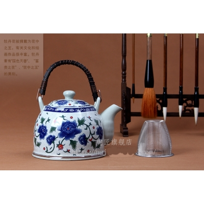 Teapot- Traditiona..