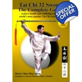 Tai Chi 32 Sword - The Complete Guide