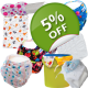 Regular Starter Pack [Option One] - Washable Nappies