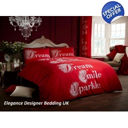 RED DREAM SMILE SPARKLE DOUB..