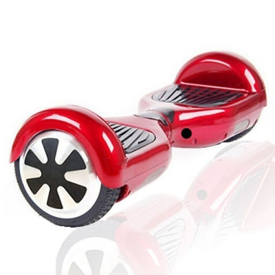 "6.5"" Red Bluetooth Hoverboard"