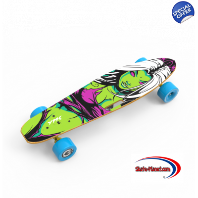 Electric Skateboard MP ..