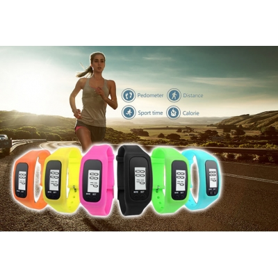 2Fit Pedometer Watch