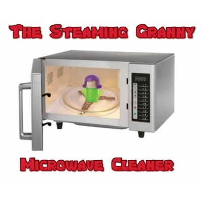 Steaming Granny - The Microw..