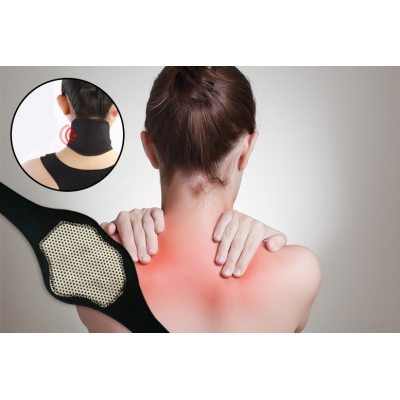 Self Heating Tourmaline Neck..